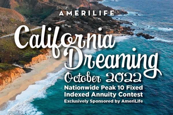 CaliforniaDreaming2022